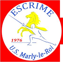 Escrime U.S. MARLY-LE-ROI Logo